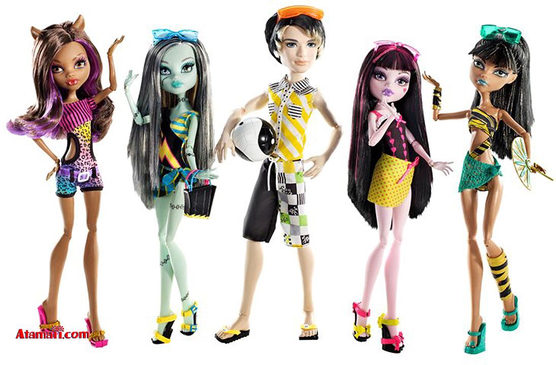 Monster High Ebay >> Monster High Dolls Ebay Trending Set Course Ebay